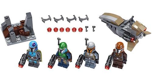 Lego Star Wars Mandalorian Battle Pack 75267 2020 (102 Pzas)