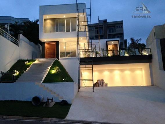 Casa Com 3 Dormitórios À Venda, 354 M² - Condomínio Arujá Hills Iii - Arujá/sp - Ca0620