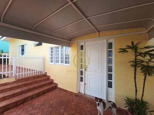 Imagem 1 de 15 de Casa 3 Dormitórios No Alto Da Boa Vista - Ca1595