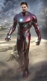 Projeto Armadura Homem De Ferro Completa Mark 50 Cosplay