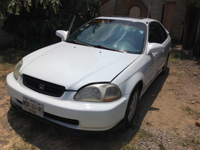 Honda Civic Ex-r Coupe 5vel Mt 1998