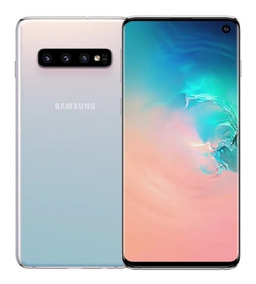 Celular Samsung Galaxy S10 Plus 128gb Prism White