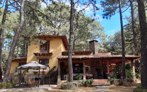 Cabaña En Venta, Tapalpa, Jalisco