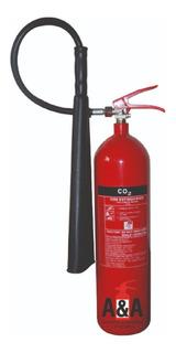 Extintor Co2 De 10 Libras