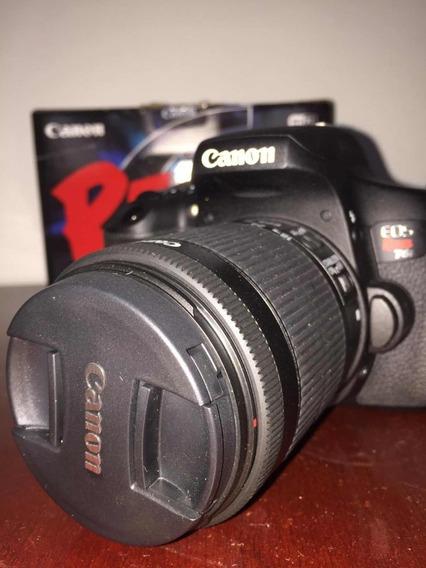 Câmera Cânon T6i - Só Venda!