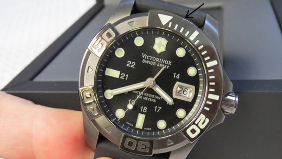 Relogio Victorinox Dive Master 500m Oportunidade