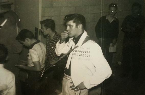 Foto Original Elvis(pregunte Stock)