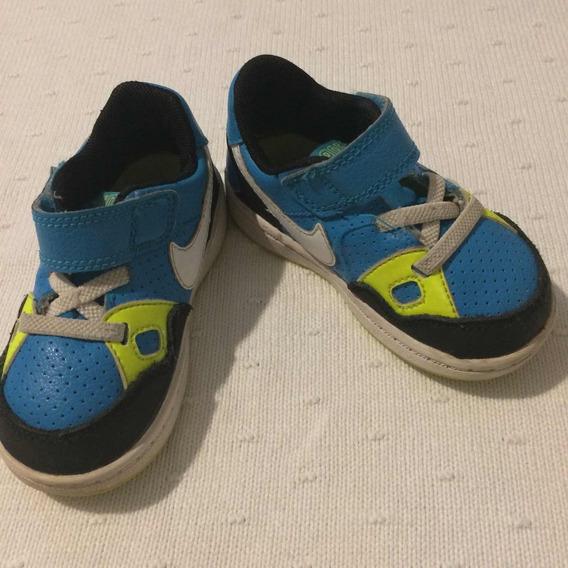 Zapatillas Nike Son Of Force Bebe. Talle21. Muy Buen Estado