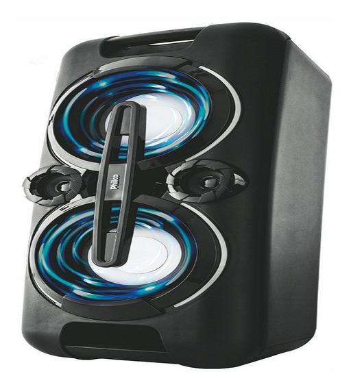 Caixa De Som Philco Bateria Usb Fm Bluetooth 150w Pht5000