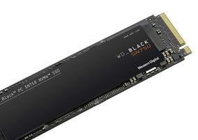 Ssd M.2 500gb Wd Black Pci-e Nvme Wds500g3x0c Sn750 3470mbs