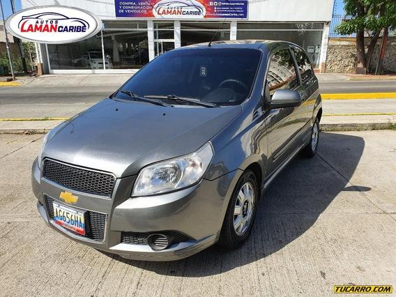 Chevrolet Aveo Speed Lt Automatico