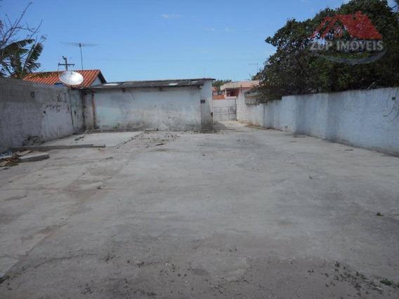 Galpão Comercial Para Locação, Estação, São Pedro Da Aldeia. - Ga0005