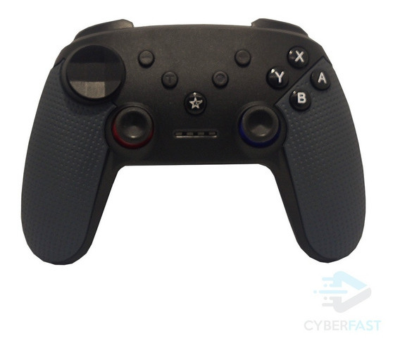 Controle Switch Pro Controller Original Feir Sem Fio Top