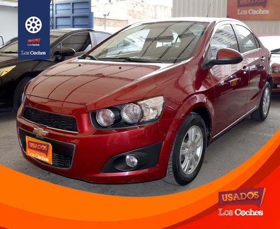 Chevrolet Sonic Lt Mec Techo 1.6 Placa Inl732