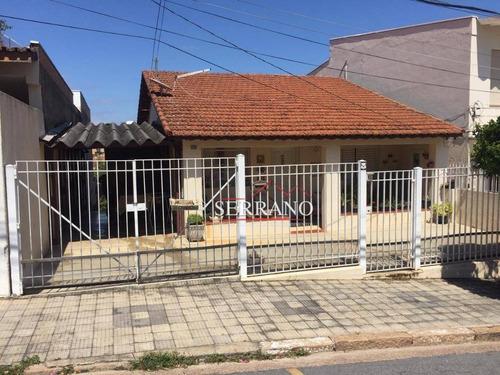 Imagem 1 de 19 de Casa Com 2 Dormitórios À Venda, 110 M² Por R$ 635.000,00 - Centro - Vinhedo/sp - Ca0816