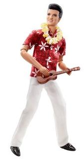 Mattel Barbie Elvis Presley Collection Classic Edition Elvis