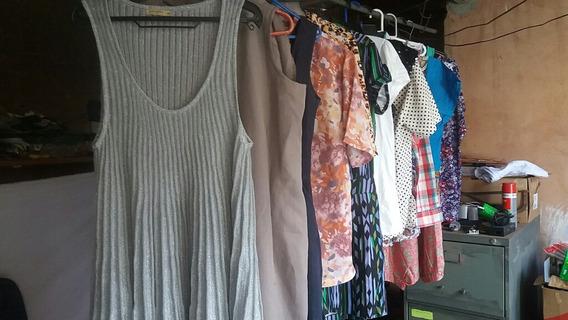 Lote De Roupas Femininas Para Brechó 100 Peças