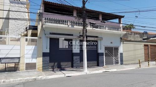 Imagem 1 de 5 de Sobrado Para Venda No Bairro Vila Esperança, 5 Dorm, 2 Vagas,  580 M - 1631
