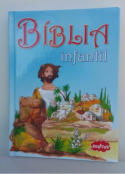 Biblia Infantil Ilustraçao De Antonio Pereira Seminovo