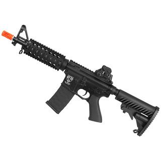 Rifle Airsoft M4a1 Cqb Full Metal A.p.s Blowback 6mm Asr102