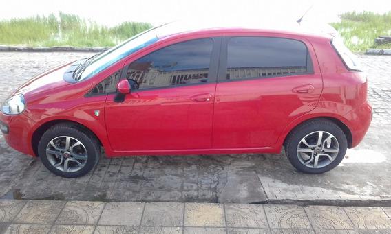 Fiat Punto Flex 1.4 Novíssimo C/ Garantia Da Fabrica.