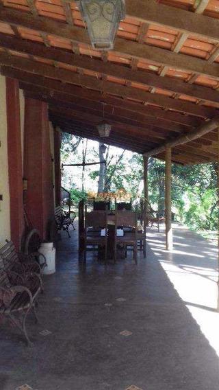 Chácara Com 5 Dorms, Itaquaciara, Itapecerica Da Serra - R$ 800 Mil, Cod: 3132 - A3132