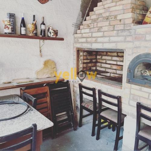Imagem 1 de 6 de Casa - Arujamérica - Ca-3254