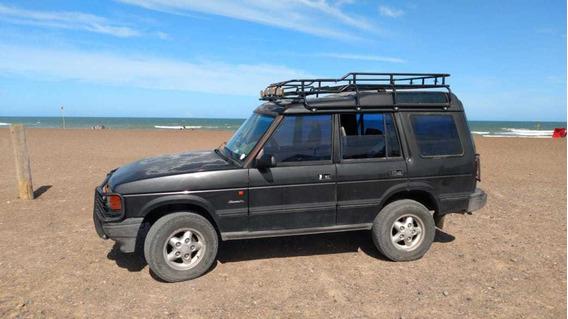 Land Rover Discovery Nafta V8