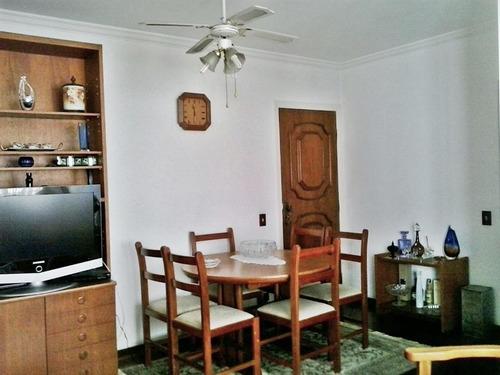 Imagem 1 de 20 de Apartamento Com 3 Dormitórios À Venda, 96 M² Por R$ 550.000,00 - Vila Alexandria - São Paulo/sp - Ap15002