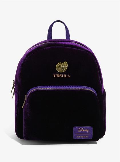 Mini Mochila Ursula Disney Loungefly Gamusa