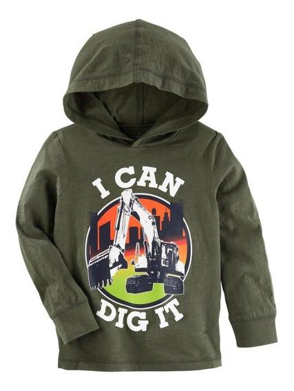 Cardigan - I Can Dig It - Oshkosh