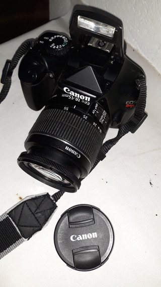 Câmera Canon T3 Poucos Cliks
