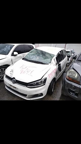 Sucata Volkswagen Fox 1.6 120 Cv 2016/2016 Flex