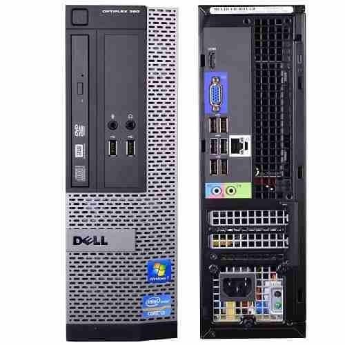 Computador Pc Desktop Dell I5 4gb 500gb Refurbished Cpu