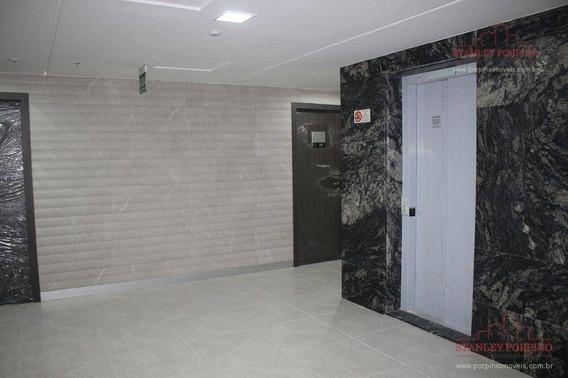 Sala À Venda, 29 M² Por R$ 170.000 - Praia Da Costa - Vila Velha/es - Sa0029