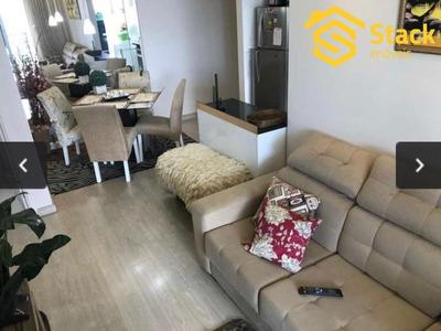 Amplo Apartamento No Gran Village Vila Formosa, O Melhor Condomínio Clube Da Região, Próximo À Futura Estação De Metrô Vila Formosa - Ap01694
