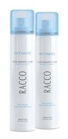 Kit 2 Desodorante Íntimo Jato Seco Racco