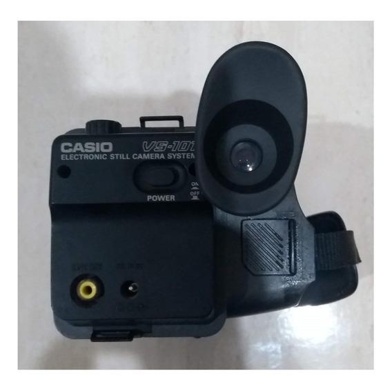 Câmera Fotográfica Casio Vs-101 Necessita De Revisão