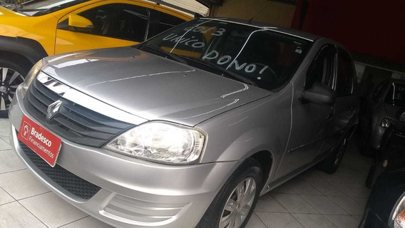 Logan Authentique 2013 Unico Dono Km 63.000