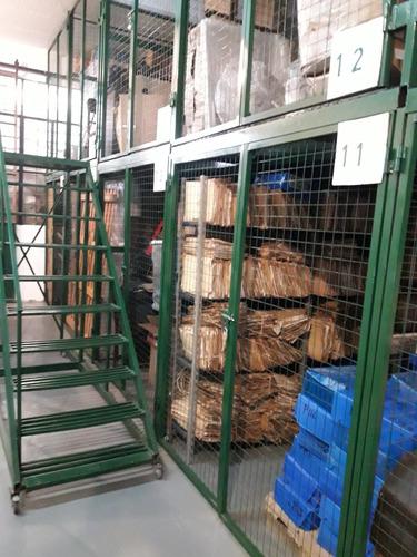 Imagen 1 de 5 de Guardamuebles Borges Deposito Archivos Bauleras Zona Norte