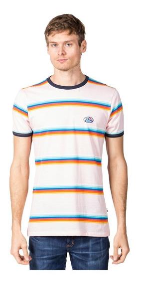 Remera Hombre Rusty Rainbows