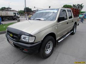 Chevrolet Luv Tfr Crew Estacas