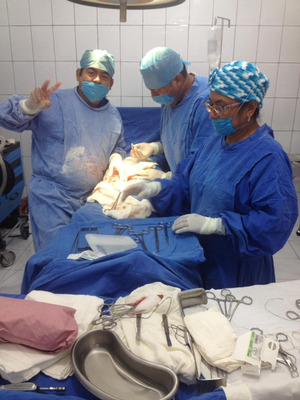 Cirugia General, Laparoscopia Y Oncologia