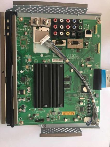 Placa Principal Tv Lg 50pz950b-sa 60pz950b-sa /eax63524903