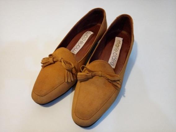 Zapatos Marie Claire Legitimos Mujer Super Elegantes T37 1/2