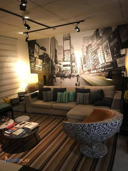 Apartamento Venda Campo Belo 1 Dorm 1 Suite 1 Vaga 70m - Ap4735