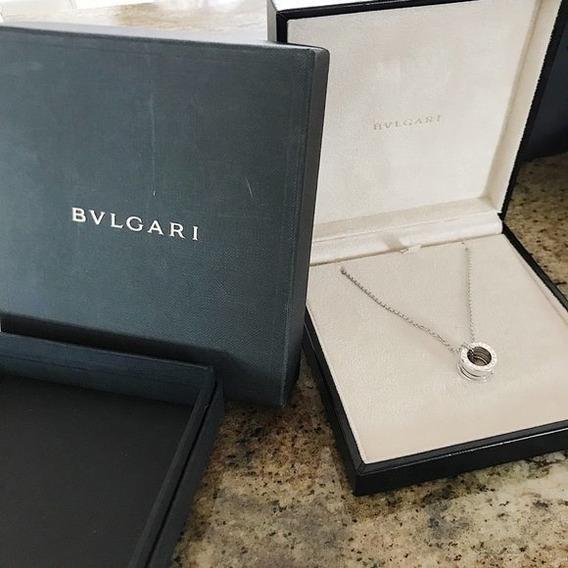 Collar Bvlgari Oro Bvlgari T&co Tiffany Tous H.stern