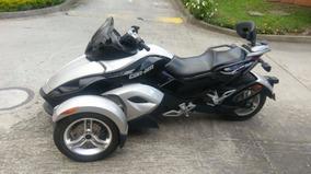 Can Am Roasdter Spyder Rs 2010