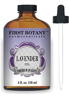 Primer Aceite Esencial De Lavanda De Botany