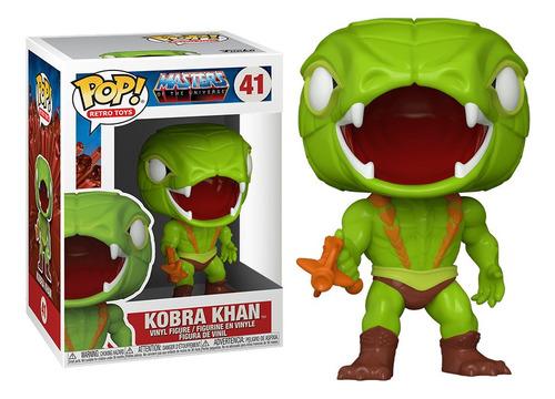 Kobra Khan He-man 41 - Funko Pop Original Nuevo